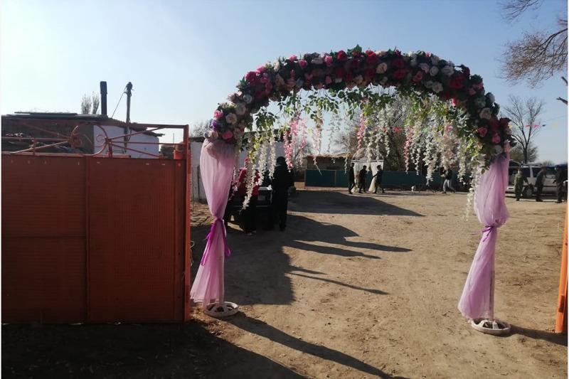 Жители Кызылординской области продолжают устраивать торжества, несмотря на карантин