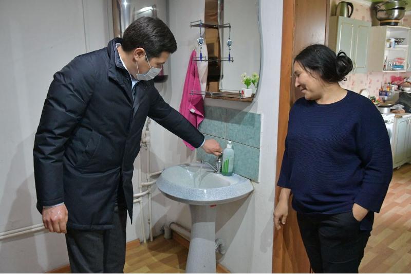 Почти 90% сельчан Павлодарской области будут иметь доступ к качественной питьевой воде к концу года