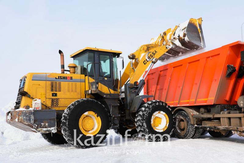 Как карагандинские спасатели готовятся к зимнему периоду