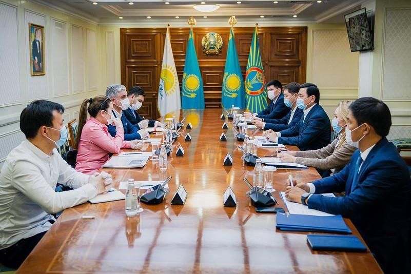 Kazakh capital to build textile factory through private investments