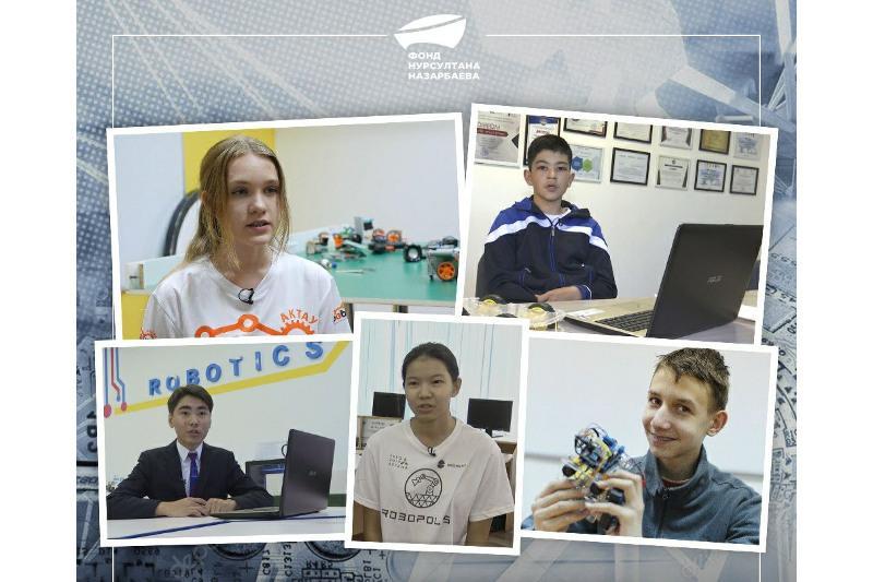 Казахстанские школьники разработали устройства для людей с особыми потребностями
