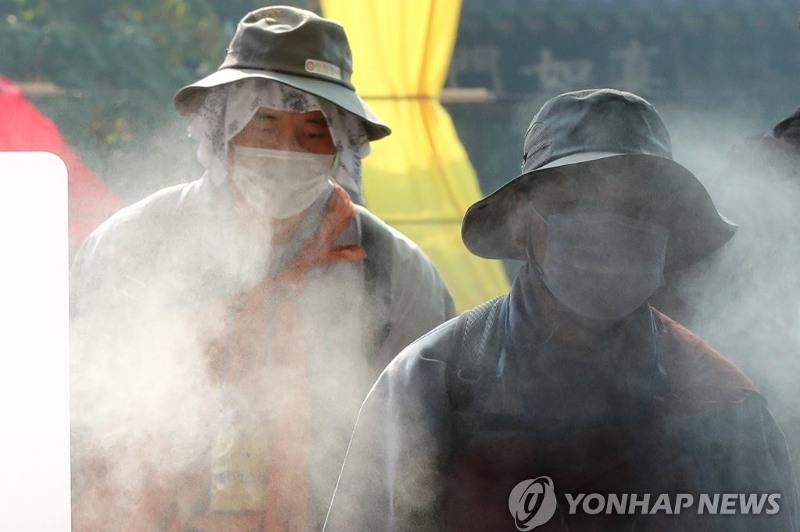 New virus cases fall back below 100, sporadic cluster infections still worrisome in S Korea