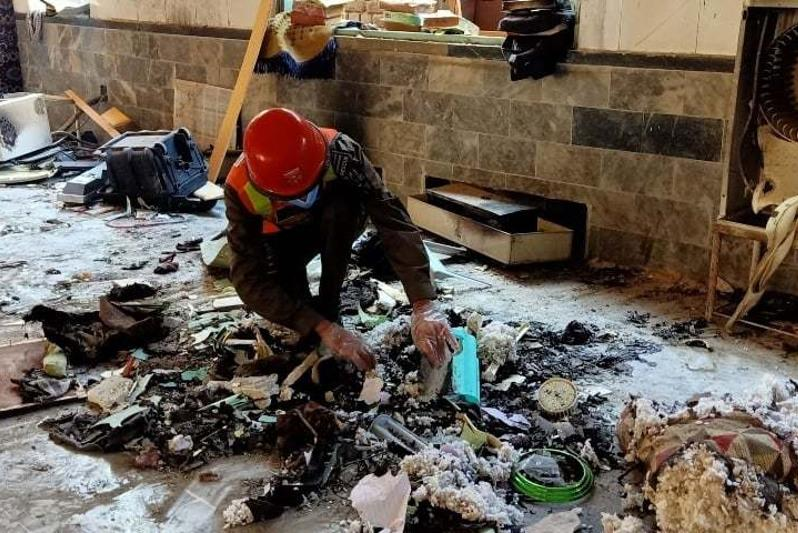 巴基斯坦宗教学校爆炸袭击事件致7死120伤