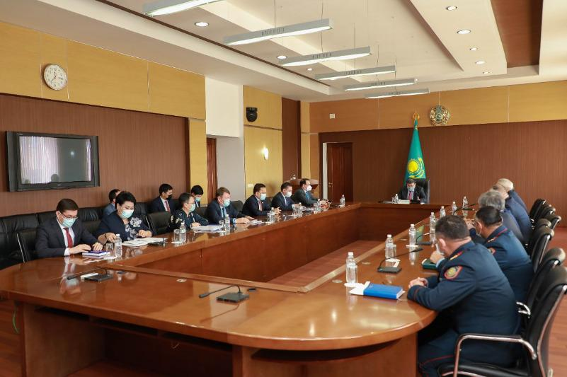 New First Deputy Governor of Atyrau region named