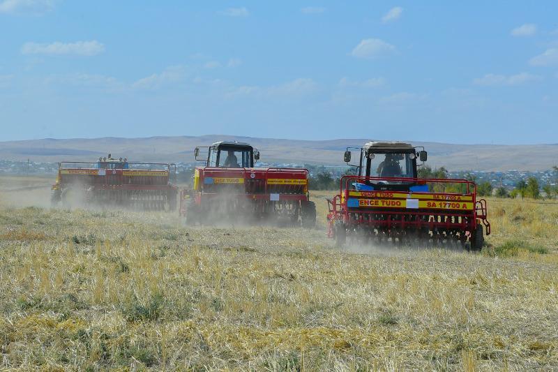 农业部:将向归国哈侨分配农用土地