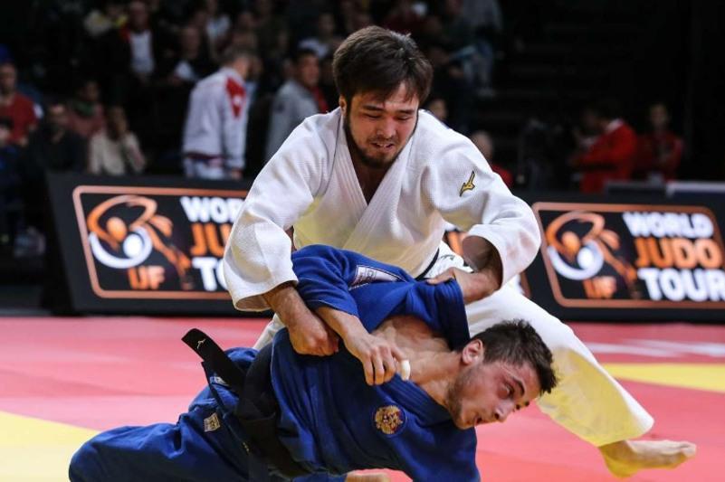 Два казахстанских дзюдоиста вошли в десятку лучших рейтинга IJF