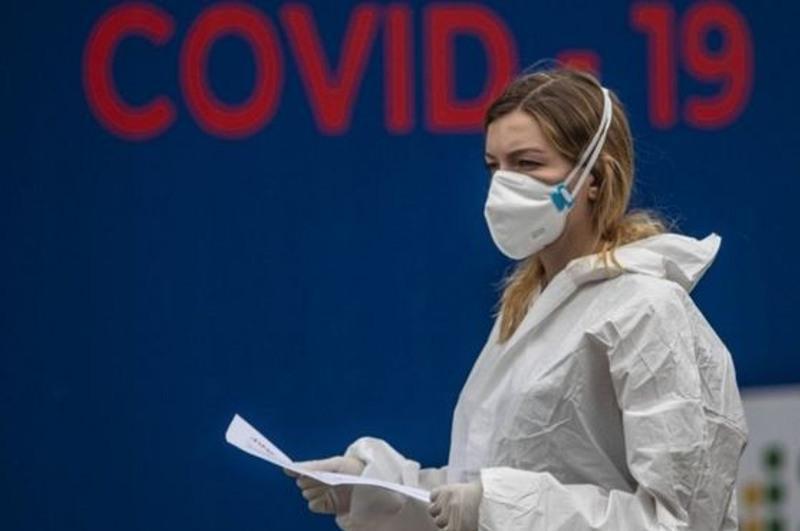 ЖССТ коронавирус инфекцияси тарқалиши бўйича янги рекорд қайд этди