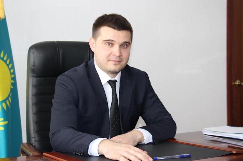Бывший замакима Петропавловска стал акимом района