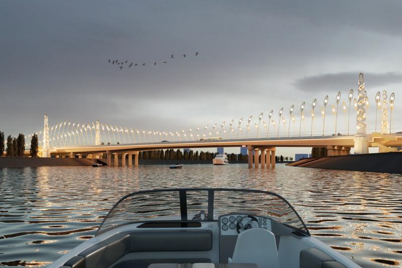 New bridge to be built in Nur-Sultan