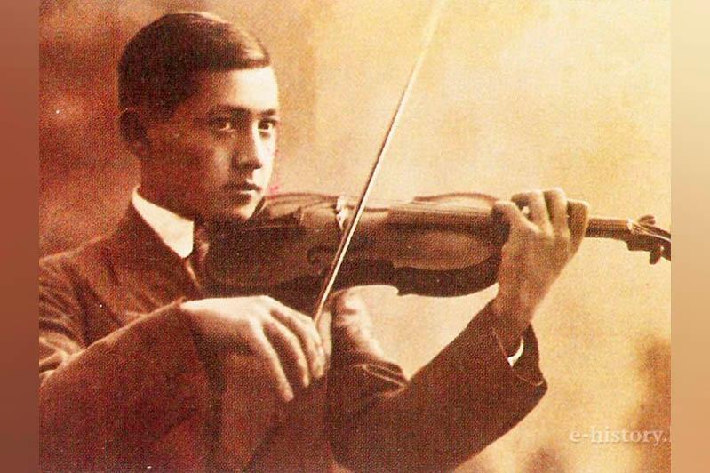 Снять фильм о первом казахском скрипаче Алиме Алмате могут в Казахстане