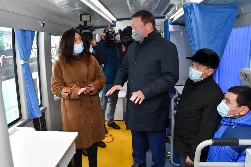 8 mobile medical units arrived in N Kazakhstan