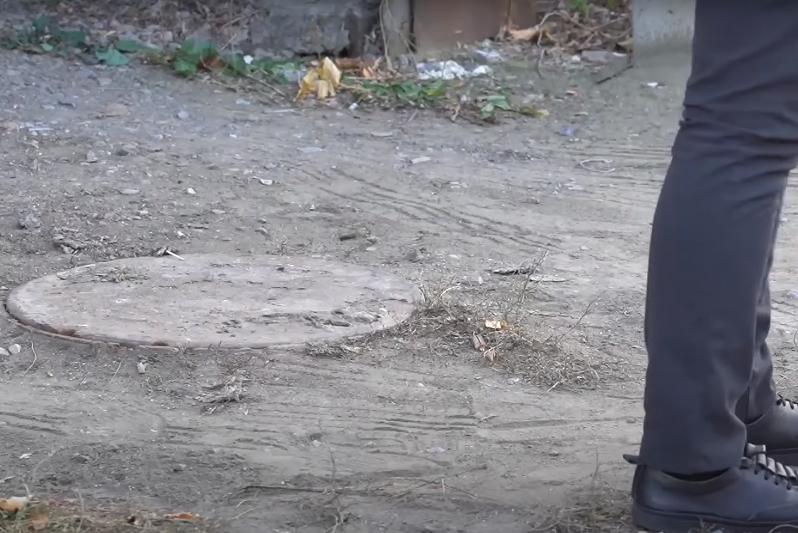 Труп, пролежавший три года в канализации, обнаружили в Костанае