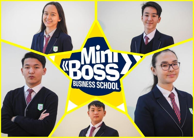 Қазақстандық 5 оқушы халықаралық бизнес-грантқа ие болды