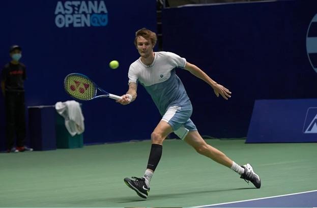 Бублик завершил выступление на Astana Open