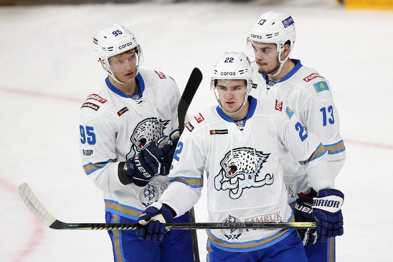 ҚХЛ: «Барыс» «Сочи» командасынан жеңіліп қалды