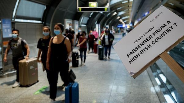 Коронавирус грозит крахом гражданской авиации в Европе