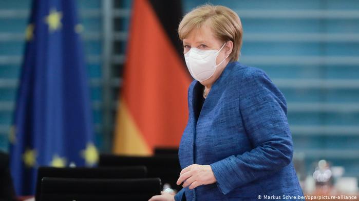 德国将从11月2日起实施严厉的限制措施