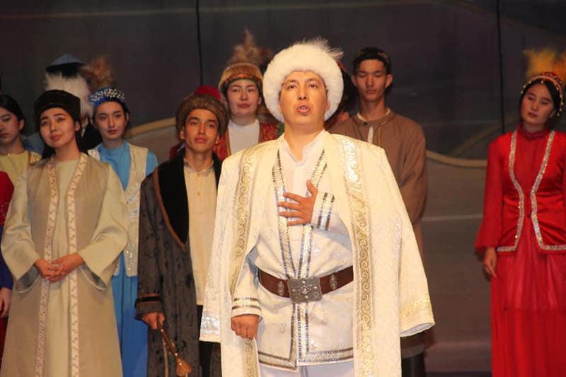 Қызылордада «Абай» операсы тұңғыш рет сахналанды