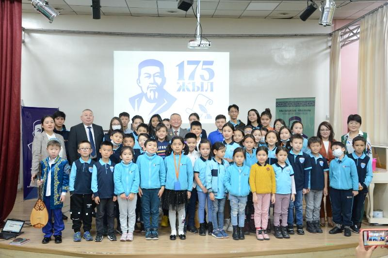 Ulaanbaatar hosts open class dedicated to Abai, the Son of the Great Steppe