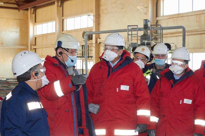 哈萨克斯坦上半年已开采超过1万吨铀