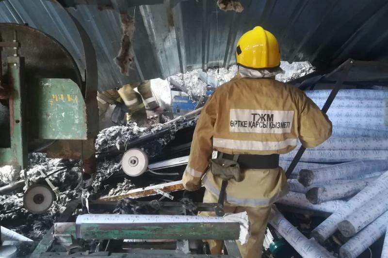 Алматы облысында цехта жарылыс болып, жұмысшы қаза тапты