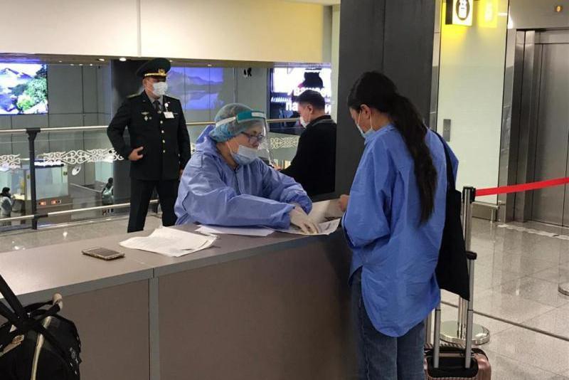 Пассажиры без ПЦР-справки будут задерживаться на карантине на 7 дней