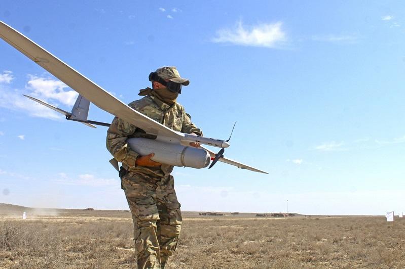Какие беспилотники находятся на вооружении армии Казахстана