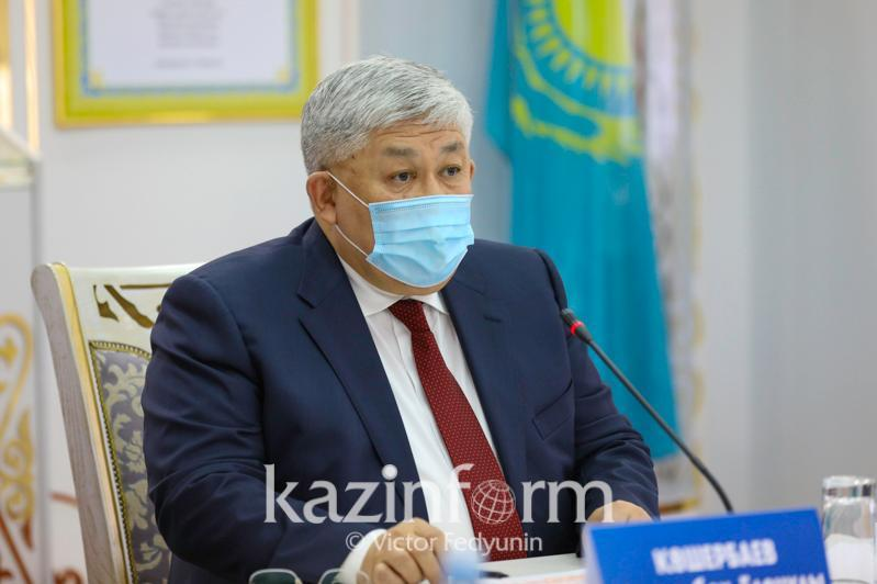 Kazakh Secretary of State chaired session of National Commission for modernizing public consciousness