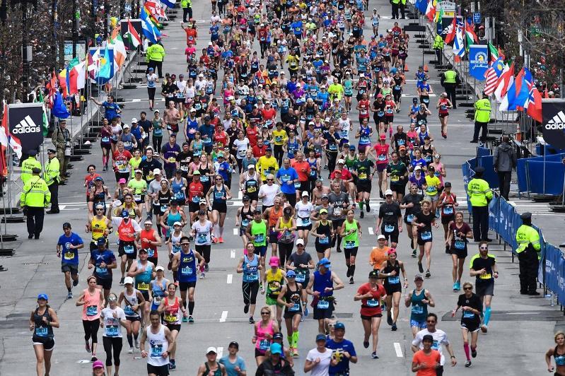 Бостонский марафон перенесен в очередной раз