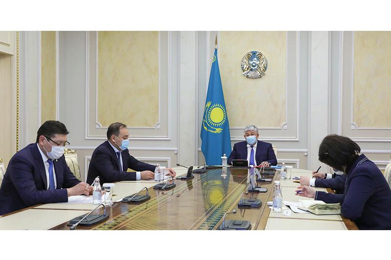 Госсекретарь дал поручения по дальнейшей активизации приоритетных направлений программы «Рухани жаңғыру»