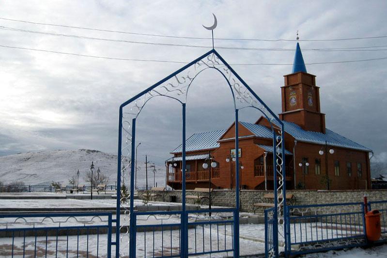 Мечеть Кунанбая-кажы отремонтировали в Каркаралинске