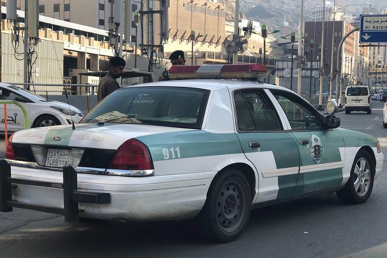沙特男子在沙特袭击法国大使馆警卫被捕