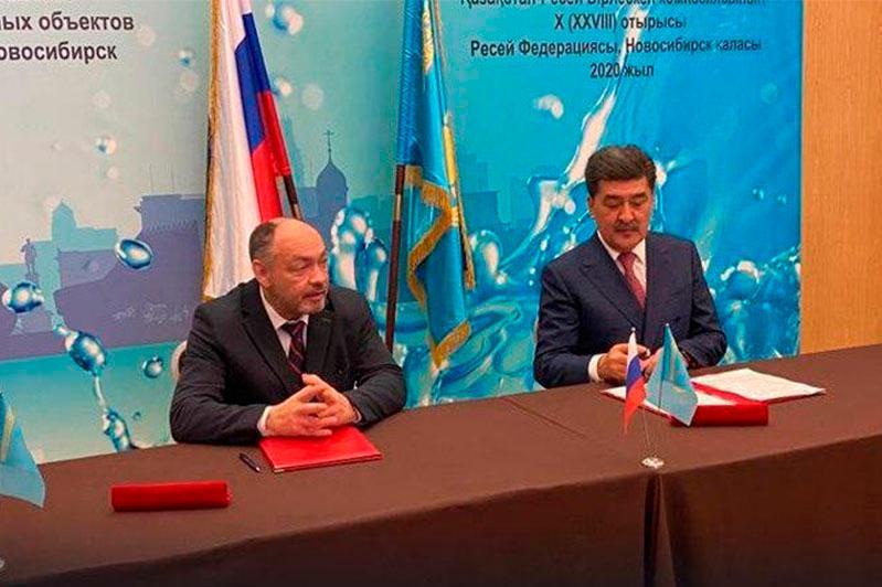 Казахстан и Россия обсудили вопросы совместного использования трансграничных рек