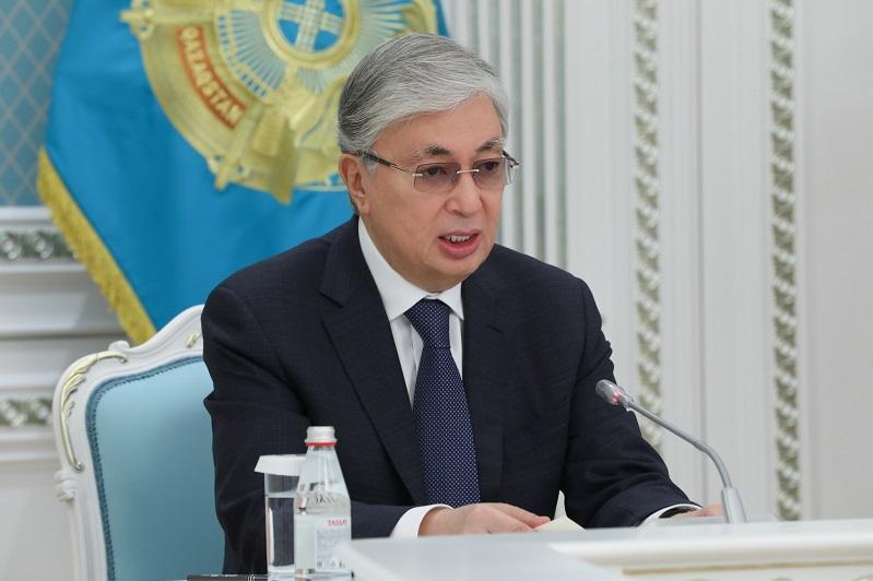 Kazakh President attends Atameken Congress