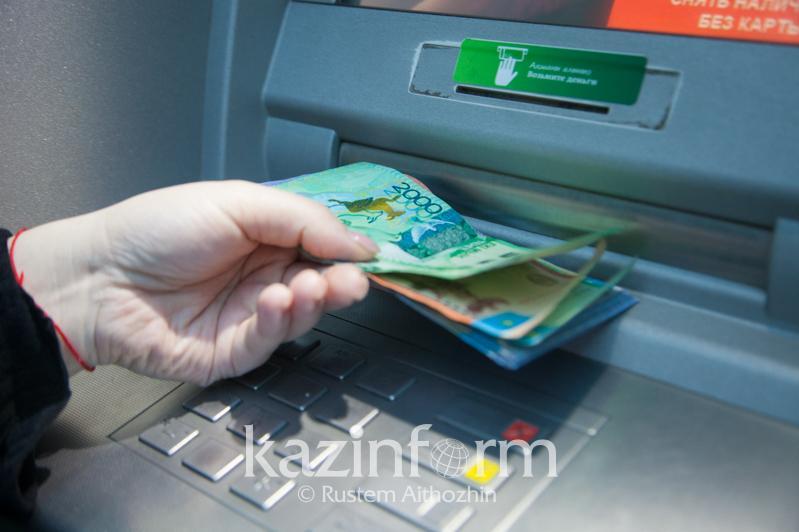 Көкшетау тұрғыны банкоматта біреудің 500 мың теңгесін иемденіп кеткен