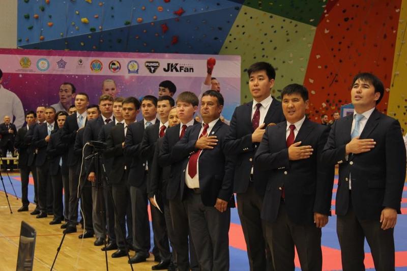 Қазақстандық төреші Токио олимпиадасында қазылық жасайтын үміткерлер қатарына енді