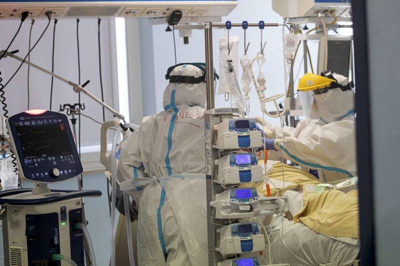 意大利单日新增冠状病毒感染病例数破纪录