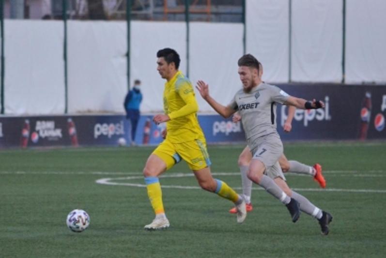 Премьер-лига: «Қайрат» «Астанадан» басым түсті