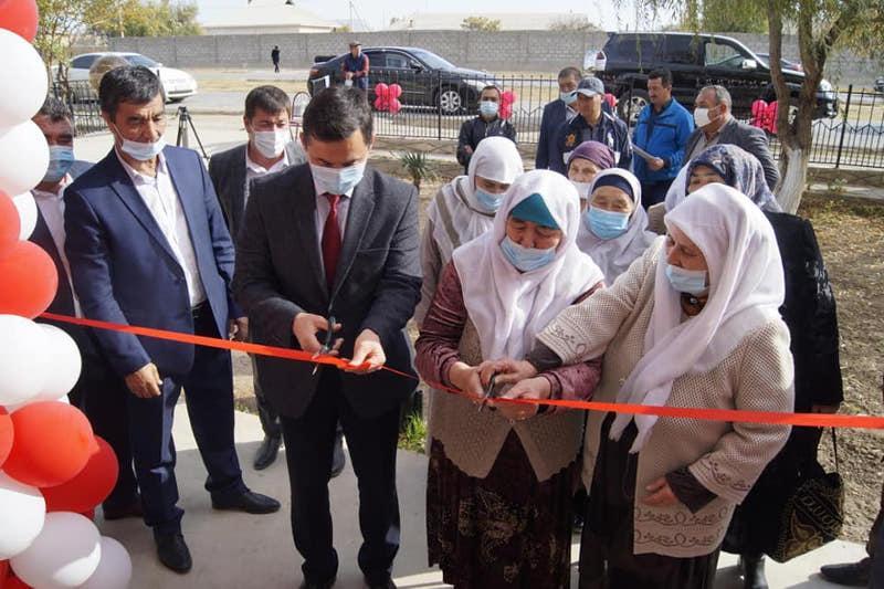 Современная поликлиника открылась в одном из сел Туркестанской области