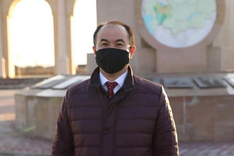 Назначен новый руководитель управления здравоохранения Актюбинской области