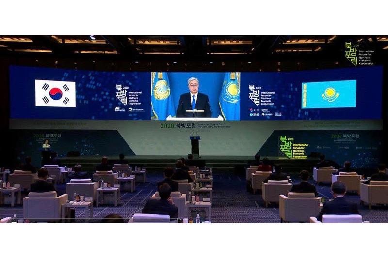 Глава государства: Казахстан готов к дальнейшему укреплению многопланового сотрудничества с Южной Кореей