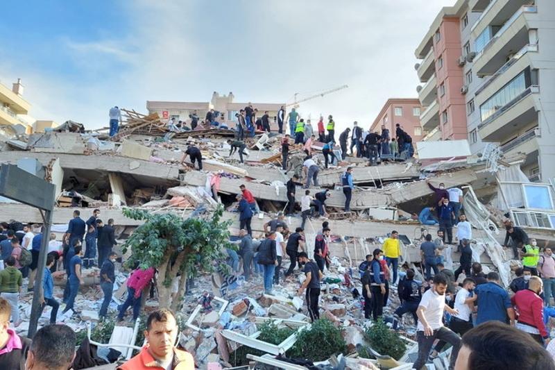 Казахстанцев среди пострадавших при мощном землетрясении в Турции нет - МИД РК