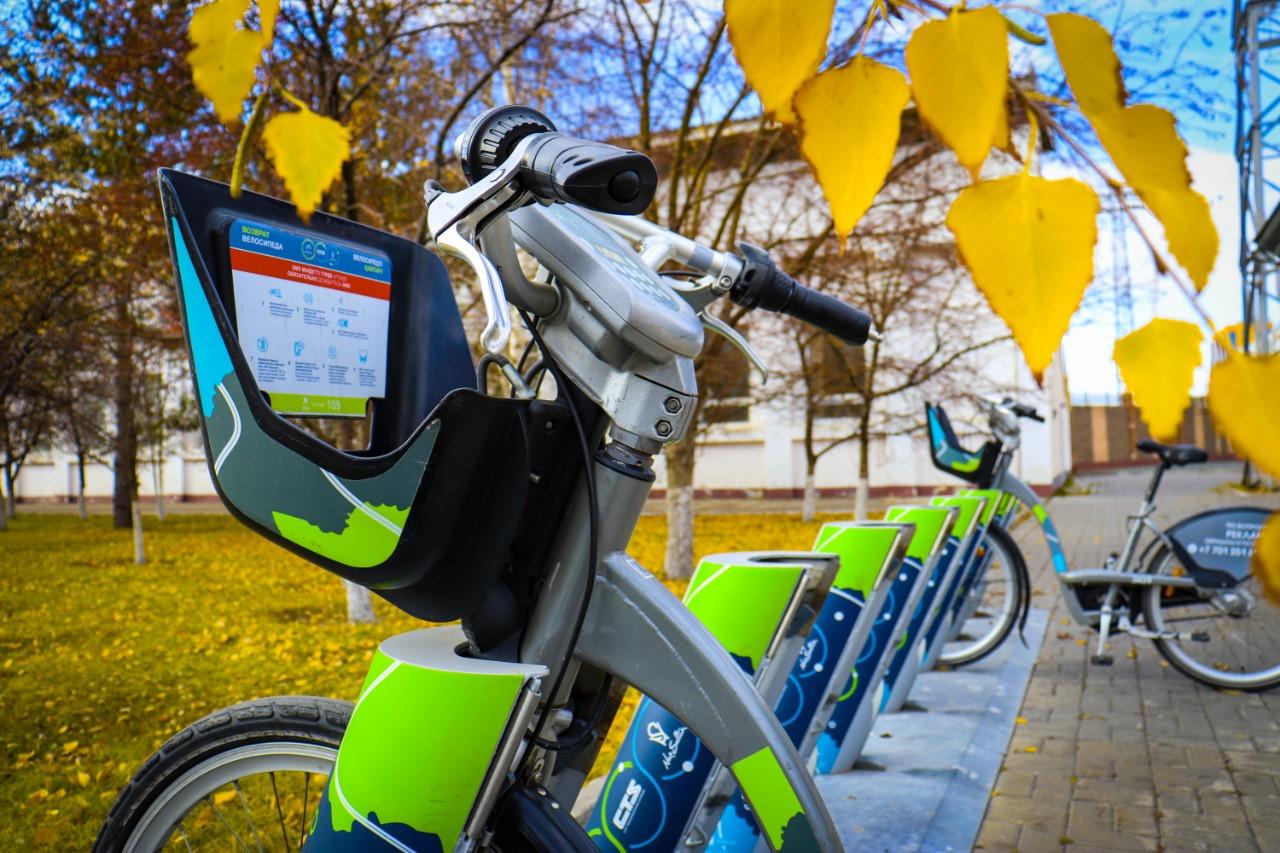 Elordada 1 qarashada Astana Bike velosıpedterin jalǵa berý aıaqtalady