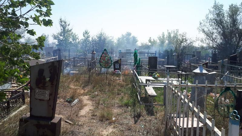 Благоустройством кладбищ займутся в Семее