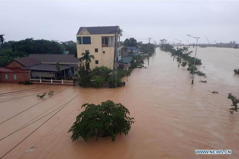 Typhoon Molave leaves 27 dead, 50 missing in central, central highlands Vietnam