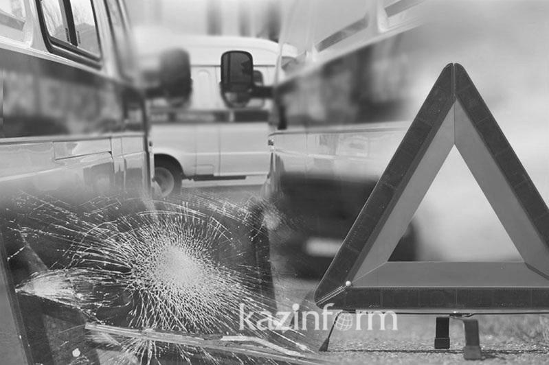 Два человека погибли в автокатастрофе в Темиртау