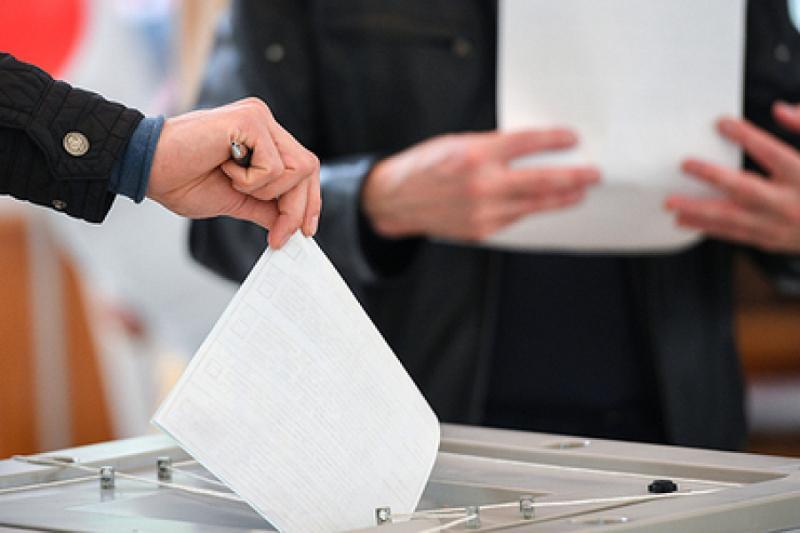 Явка на парламентских выборах в Грузии составила 56,11%