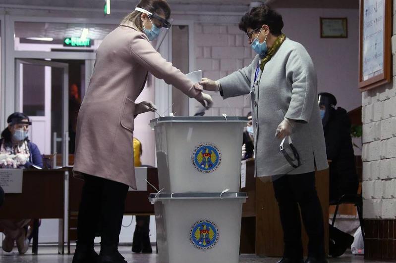 В Молдавии проходят выборы президента