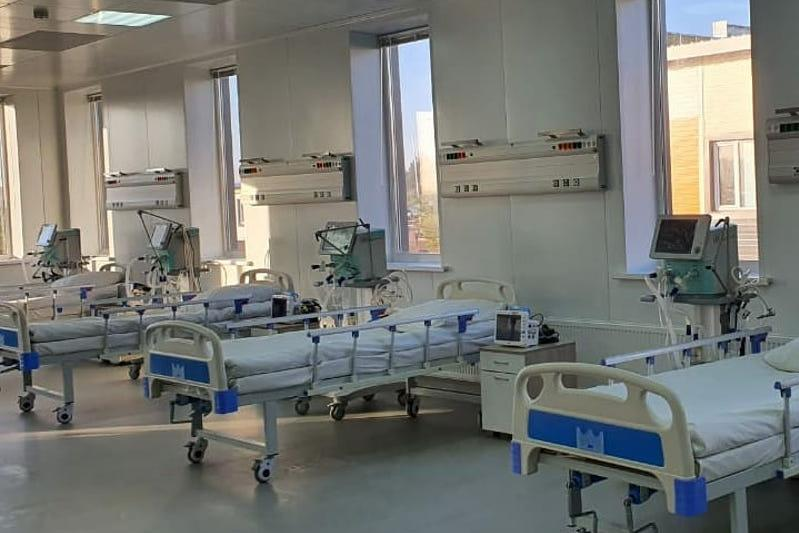 New infectious diseases hospital for COVID-19 patients opened in Kostanay