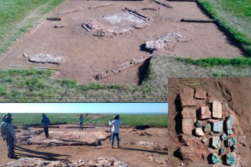 Принадлежать Жанибек хану может мавзолей, найденный в Акмолинской области